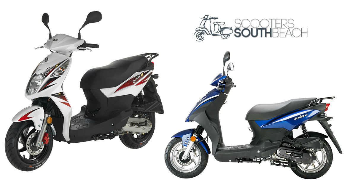 South Beach Scooters Al